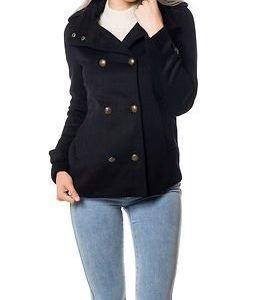 Vero Moda Abelle Rich Wool Jacket Black