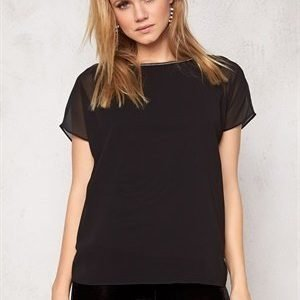 Vero Moda Aliza S/S Top Black