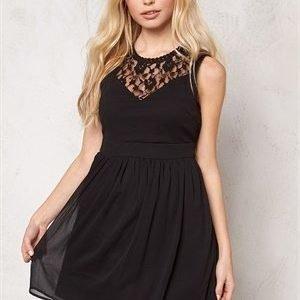 Vero Moda Aya s/l mini dress Black