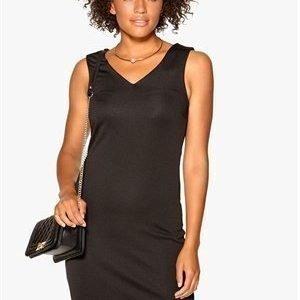 Vero Moda Bobby V-neck Short Dress Black
