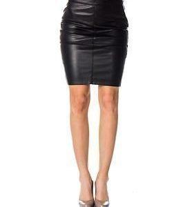 Vero Moda Clara Skirt Black