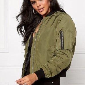 Vero Moda Dicte Bomber Jacket Ivy Green