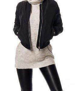 Vero Moda Dicte Short Jacket Black/Silver