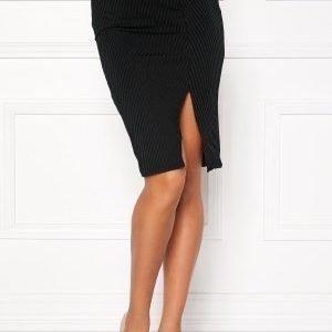 Vero Moda Dina NW Skirt Black