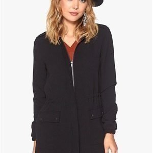 Vero Moda Elma Long Blazer Black