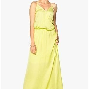 Vero Moda Farah long dress 36597 Sunny Lime