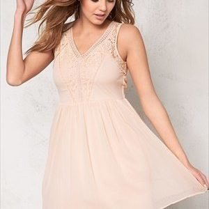 Vero Moda Freja s/l mini dress Rose Dust