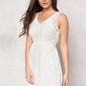 Vero Moda Freja s/l mini dress Snow White