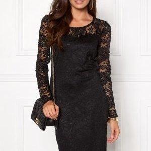 Vero Moda Joy Janet LS Dress Black