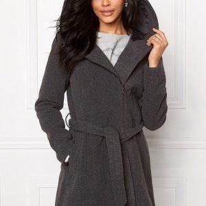 Vero Moda Joyce Daisy 3/4 Jacket Medium Grey Melange