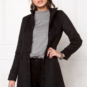 Vero Moda One Dope 3/4 Jacket Black