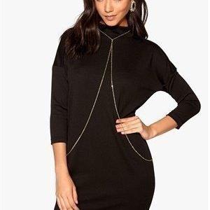 Vero Moda Ronja Short Dress Black