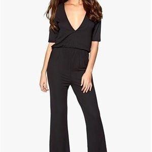 Vero Moda Sassa Flare Jumpsuit Black