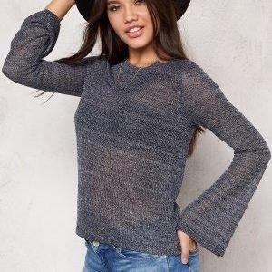 Vero Moda Shala l/s blouse Totale Eclipse
