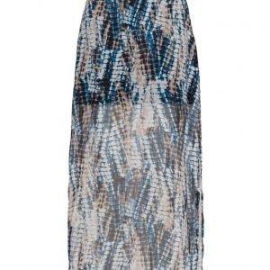 Vero Moda Vmcrocbase Long Skirt Dnm Wp3 maksihame