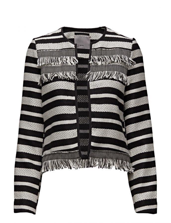 Vero Moda Vmfrill Short Jacket bouclé takki