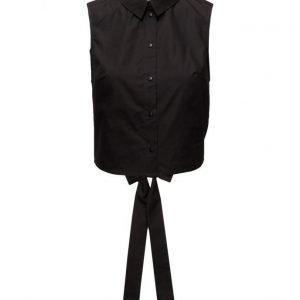 Vero Moda Vmkayla Cut-Out S/L Shirt La hihaton pusero