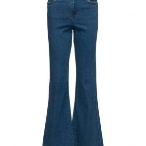 Vero Moda Vmtessa Hw Flare Jeans Wp 1 leveälahkeiset farkut