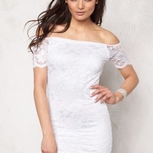 Vero Moda Young Bare Shoulder Bright White