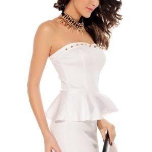 Verona valkoinen mekko