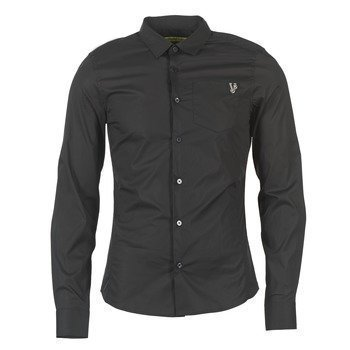 Versace Jeans EXTRASLIM POCKET TIGER pitkähihainen paitapusero