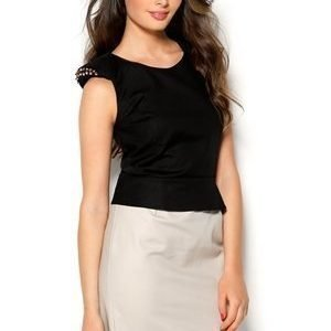 Very by Vero Moda Arena Dress Musta