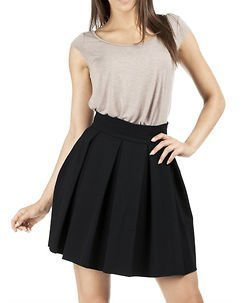 Vicky High Waist Skirt