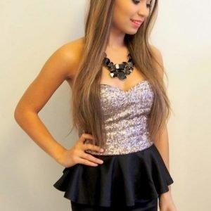 Vicky musta mekko