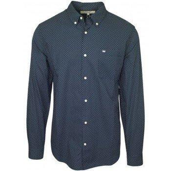 Vicomte Arthur chemise bleu kauluspaita