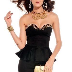 Victoria musta mekko