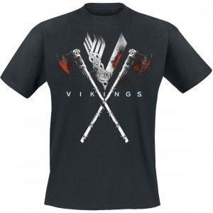Vikings Axe To Grind T-paita