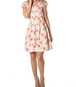 Vila Blumen Dress Desert Flower
