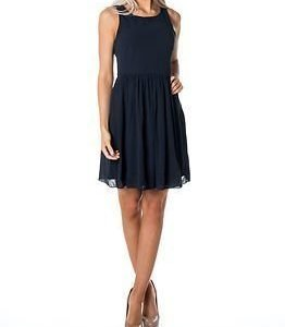 Vila Cleopra Dress Total Eclipse
