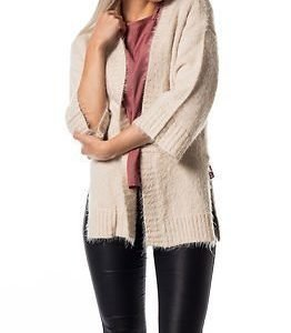 Vila Culture Knit Cardigan Pink Tint