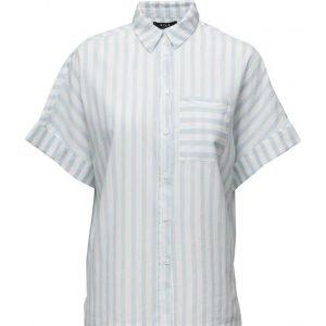 Vila Vijukko Shirt lyhythihainen paita