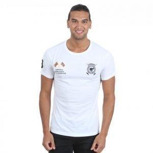 Vinson Polo Club Fabrice T-paita Valkoinen