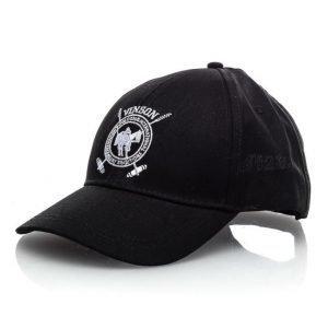 Vinson Polo Club Hamilton Lippis Musta