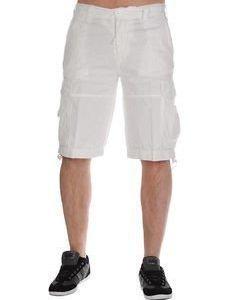 Vintage Shorts White