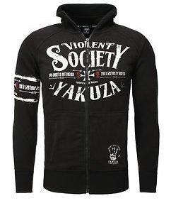 Violent Society Sweater Black