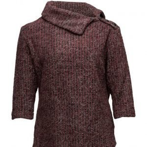 Violeta by Mango Alpaca Wool-Blend Sweater neulepusero