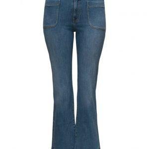 Violeta by Mango Bootcut Montse Jeans bootcut farkut