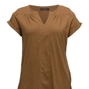 Violeta by Mango Cotton T-Shirt