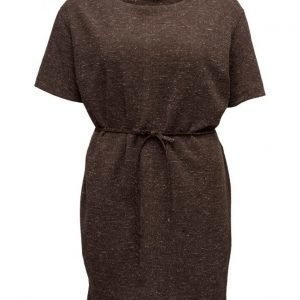 Violeta by Mango Cotton Wool-Blend Dress neulemekko