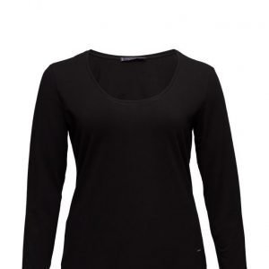Violeta by Mango Essential Cotton-Blend T-Shirt