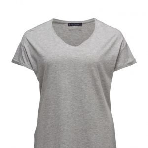 Violeta by Mango Essential Cotton T-Shirt