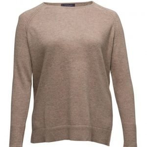 Violeta by Mango Fine-Knit Sweater neulepusero