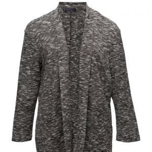Violeta by Mango Flecked Cotton Blazer neuletakki