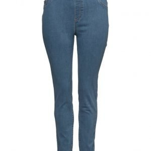 Violeta by Mango Medium Wash Massha Jeggings legginsit