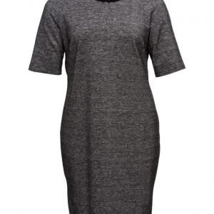 Violeta by Mango Metallic Knit Dress lyhyt mekko