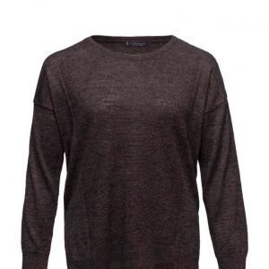 Violeta by Mango Metallic Sweater neulepusero